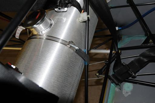 Fuel Tank Installation In Ultralight Aircraft Chipper