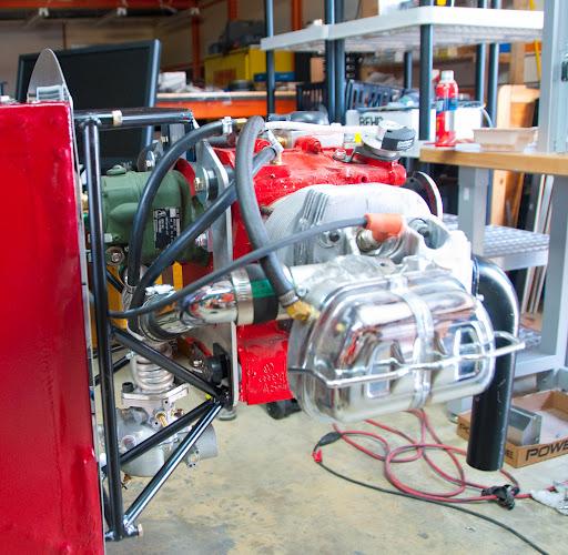 FAQ's On UltraCub And 1/2 VW Four Stroke Engine