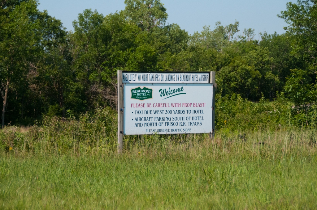 Beaumont Sign