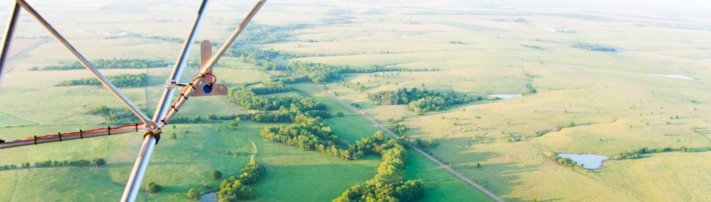 Evening Flight Flint Hills 6