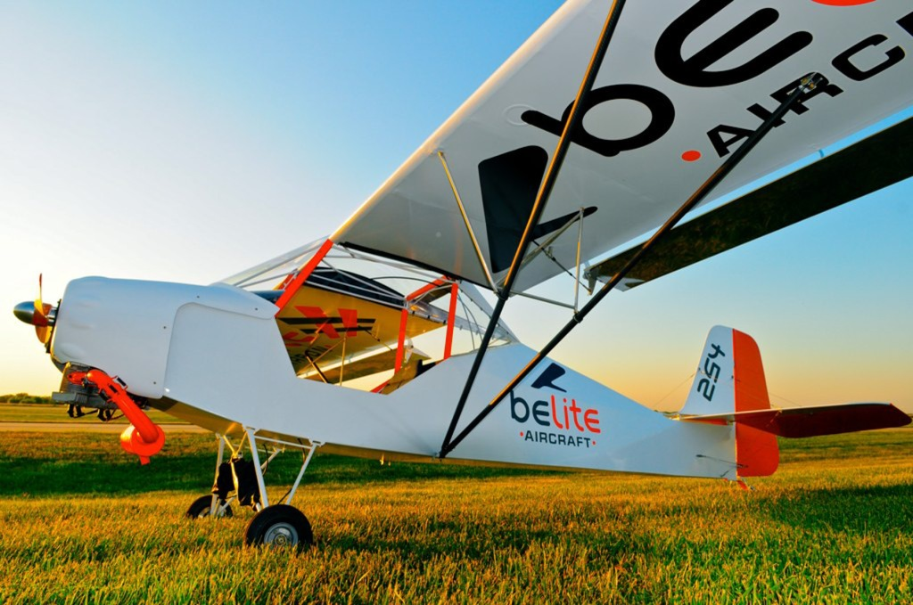 Belite Ultralight Aircraft