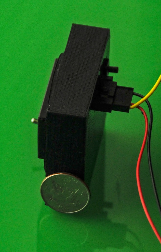 LCD Altimeter Side