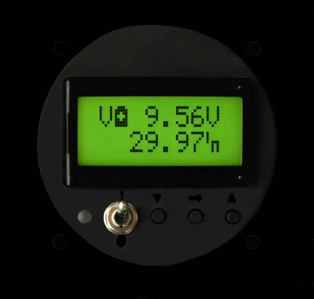 LCD Altimeter V