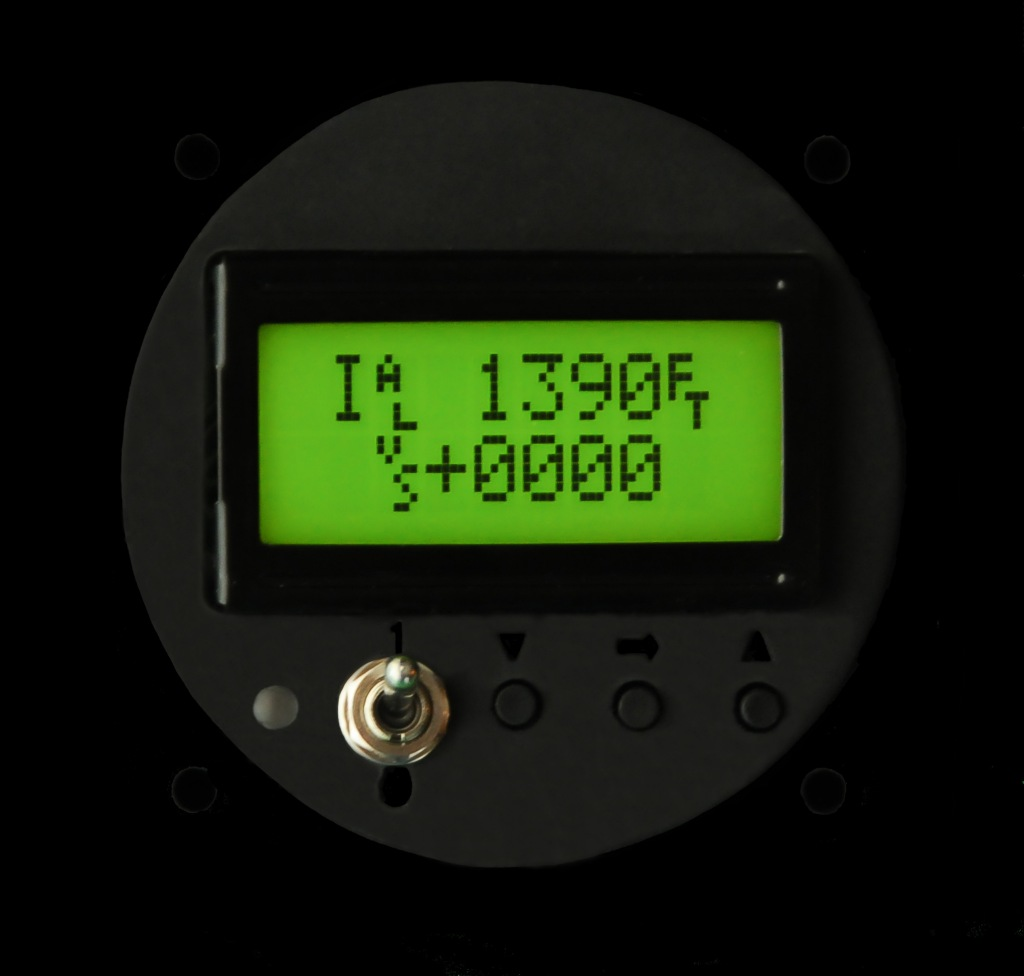 LCD Altimeter