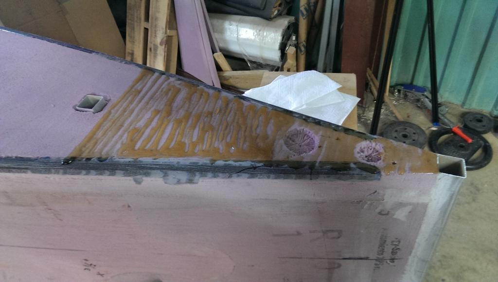 tailspring gluing preparation 5