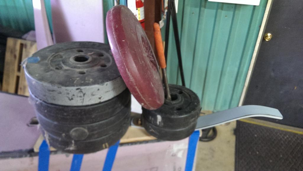 tailspring gluing preparation 6